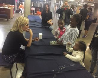 Lucy Hawking's visit to South Africa!