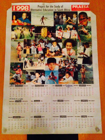 Praesa Calendar