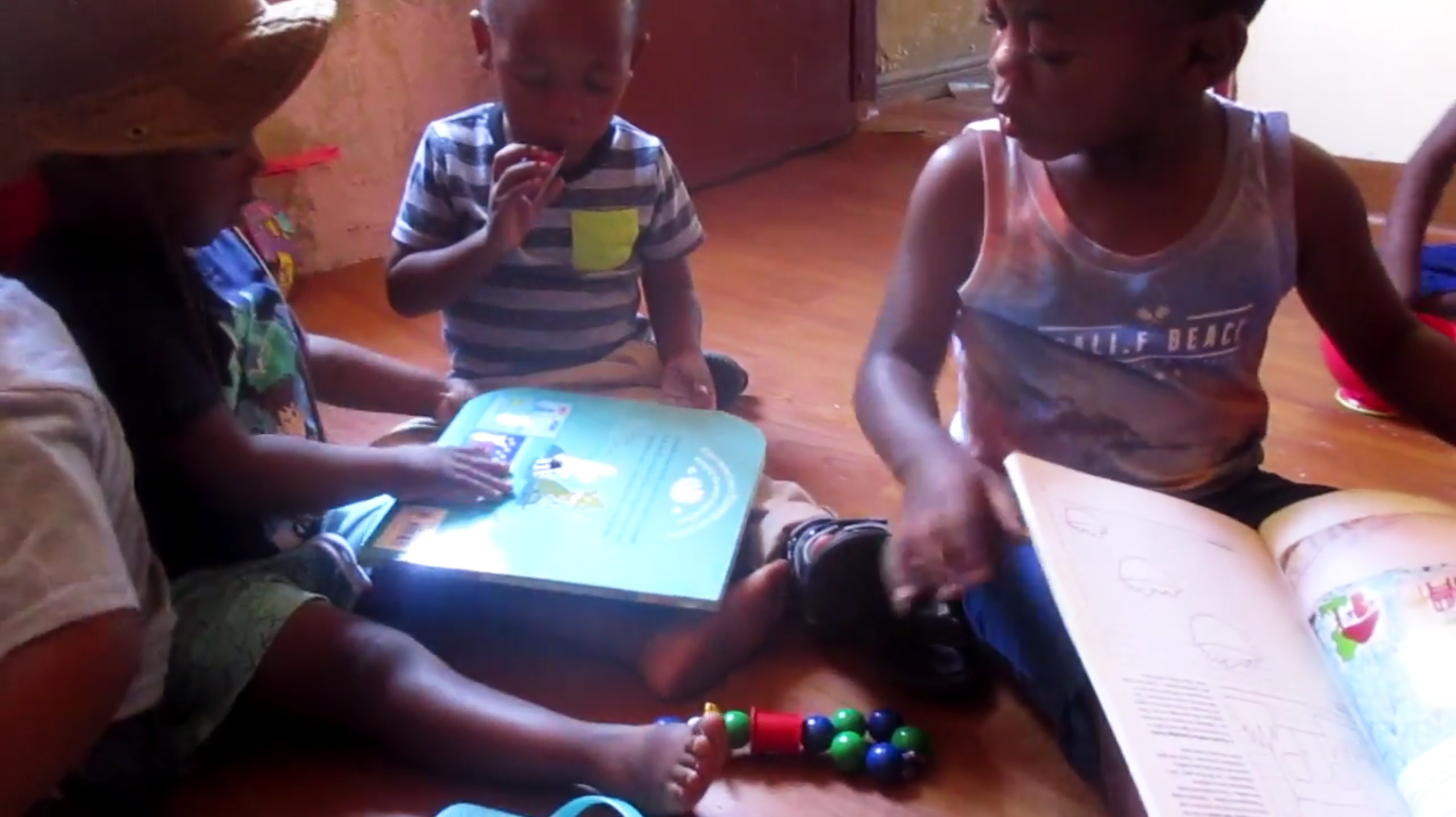 PRAESA - Early childhood literacy research, materials and
