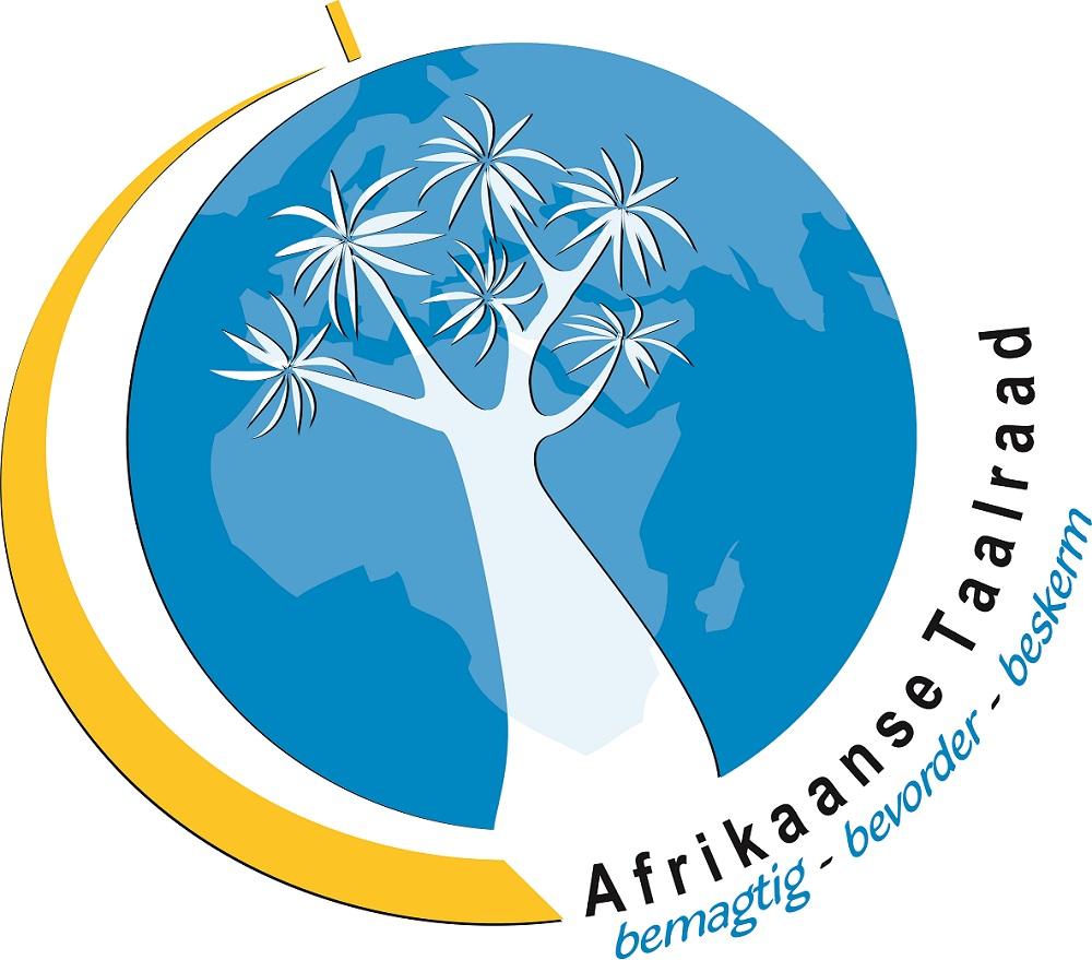 Afrikaanse Taalraad logo