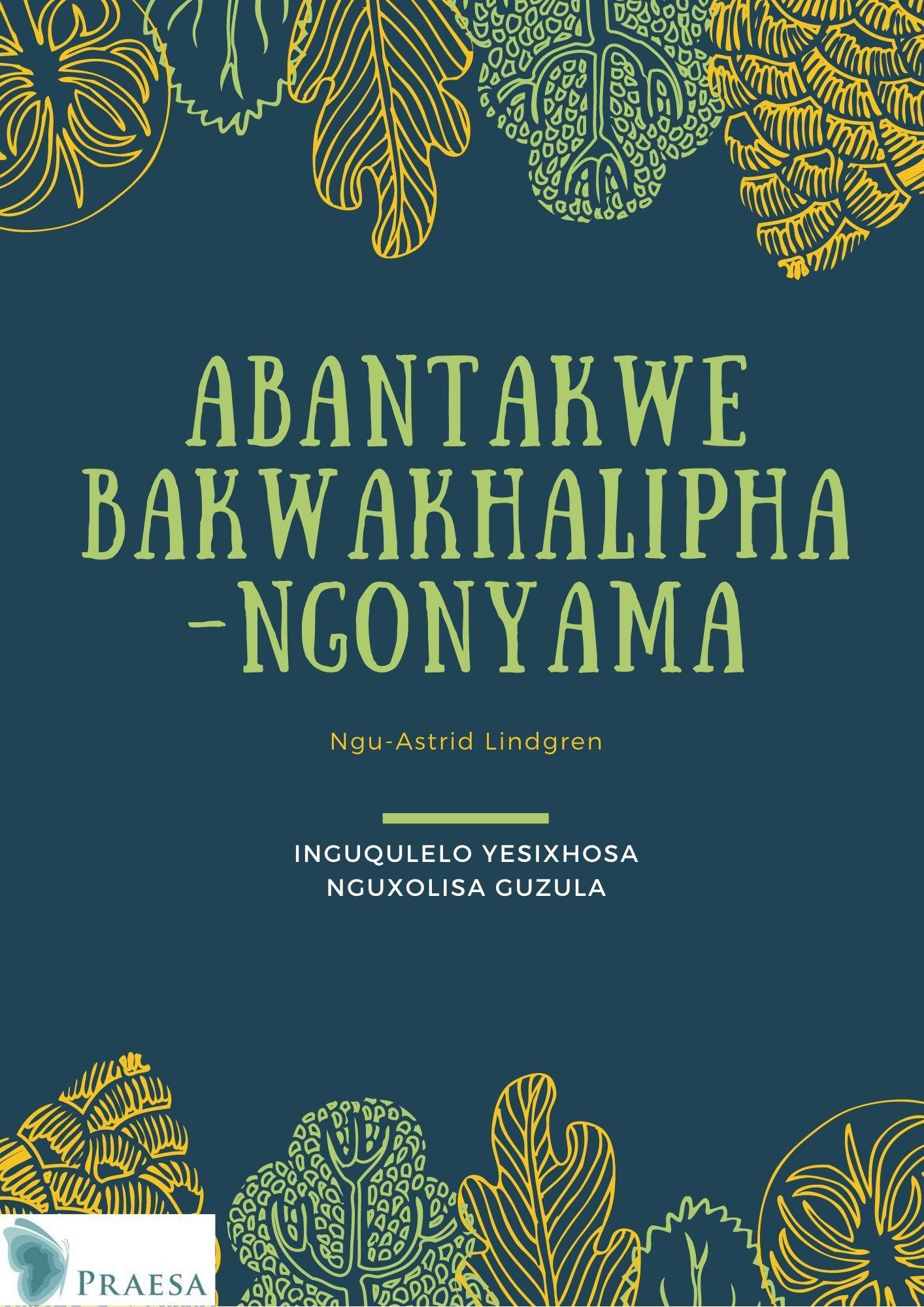 Abantakwe bakwaKhalipha-Ngonyama